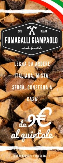 Legna da Aredere - Azienda Agricola Fumagalli